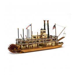 Artesania Latina 1/80 King of the Mississippi Paddle Steamer