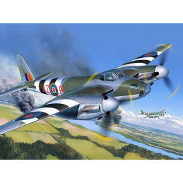 Revell De Havilland Mosquito MK.IV 1:32 Scale Plastic Model Plane Kit