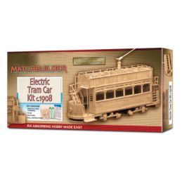 Match Builder Tram Car