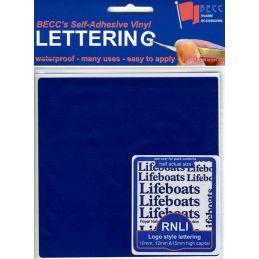 RNLI Style Lettering Pre 2004 Set