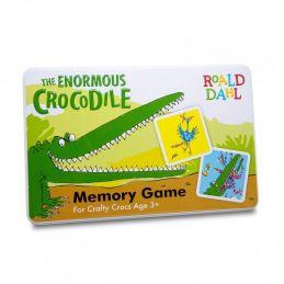 Enormous Crocodile Memory Game
