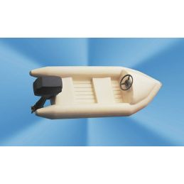 Plastic Dingy Boat Type W3