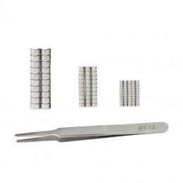 Modelcraft Magnet & Tweezer Set
