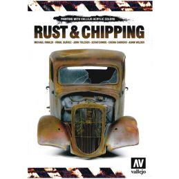 Vallejo Rust & Chipping Book