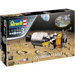 Revell Apollo 11 Columbia & Eagle Kit