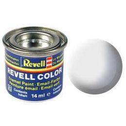 Revell Enamel Solid Matt Paint - White