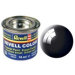 Revell Solid Enamel Gloss Paint - Black