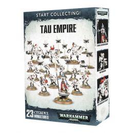 Warhammer Start Collecting T'au Empire