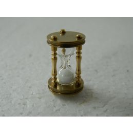1:12 Scale Hour Glass Sand Timer