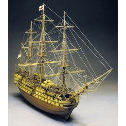 Mantua Models H.M.S Victory Wooden Model Ship Kit