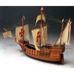 Mantua Models Santa Maria Model Ship Kit