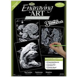 Silver Engraving Art Set