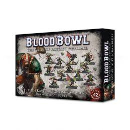 Warhammer The Skavenblight Scramblers - Skaven Blood Bowl Team