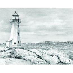 Sketching Made Easy Lighthouse Point