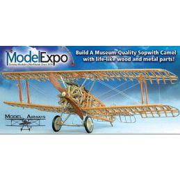 Model Airways Sopwith Camel WW1 Plane