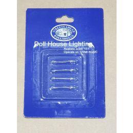 Spare Dolls House Light Bulbs for DE049B