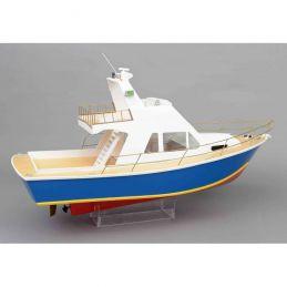Sportsman 2 Model Boat Kit