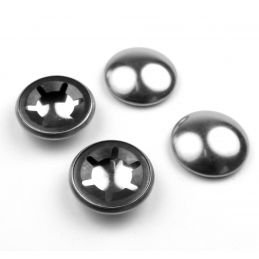 Spring Caps (pack of 4) - 12.7mm (1/2 Inch) Axle Caps