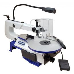 """Charnwood 16"""" Scroll Saw With Foot Pedal Switch"""