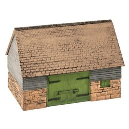Peco Barn Stone & timber Built Type