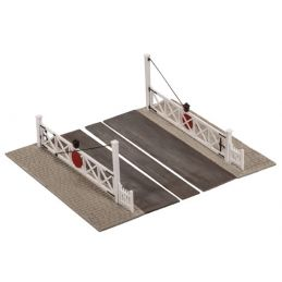 Peco Level Crossing Gates inc Pedestrian wicket Gates
