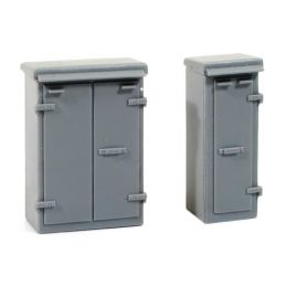 Peco Relay Boxes (set 1)