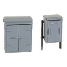 Peco Relay Boxes (set 2)