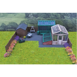 Peco Garden Buildings & Accessories