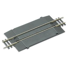 OO Gauge Peco Straight Addon Track Unit for level crossing