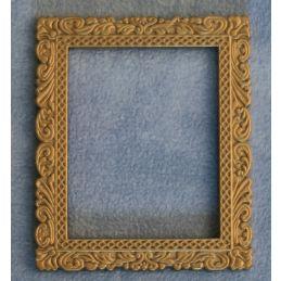1:12 Scale Ornate Metal Frame
