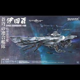 Space Rengo Kantai - Space Submarine I-400 Plastic Model Kit