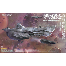 Space Rengo Kantai - Space Submarine I-401 Plastic Model Kit