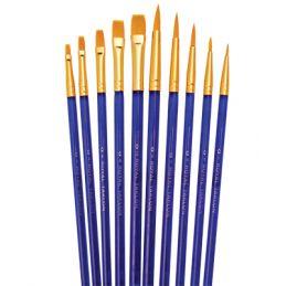 Golden Taklon Super Value Brush Pack