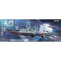 "Space Rengo Kantai - Space Battleship ""Nagato"" Plastic Model Kit"