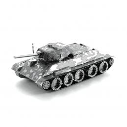 Metal Earth T-34 Tank 3D Laser Cut Model Kit