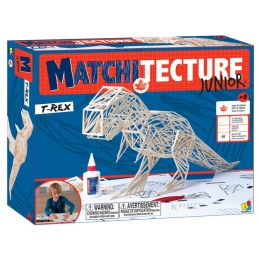 Matchitecture T-Rex Junior Matchstick Model Kit