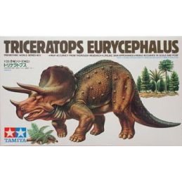 Tamiya 60201 - 1:35 Triceratops Eurycephalus