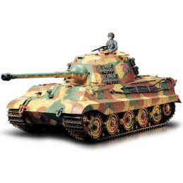 Tamiya King Tiger Full Option 1:16 Scale R/C Tank Kit