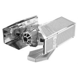 Star Wars Darth Vader's Tie Fighter Metal Earth 3D Laser Cut Model Kit