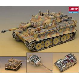 Academy Tiger 1 Early Version with Interior - Starter Paint Pack (3 x 17ml Bottles)