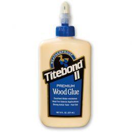 Titebond II Premium Wood Glue - Titebond Ii Bottle 3.8 Litre