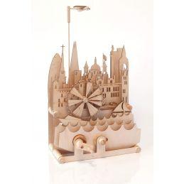 Timberkits London Cityscape Wooden Kit