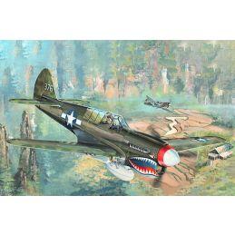 Trumpeter P-40N War Hawk 1/32nd