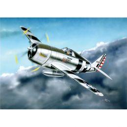 Trumpeter 1/32 P-47D Razorback Thunderbolt Plastic Model Kit