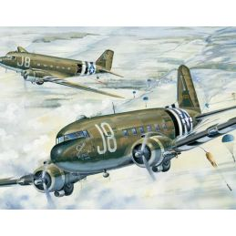 Trumpeter Douglas C-47A Skytrain 1/48th Scale