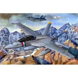 Trumpeter 1/32 F/A-18F Super Hornet Plastic Model Kit