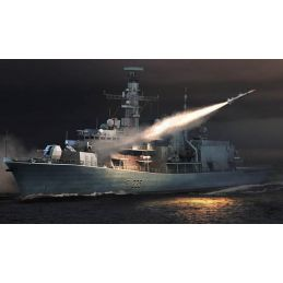 Trumpeter HMS Monmouth Type 23 Frigate