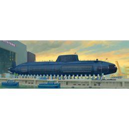 Trumpeter HMS Astute Submarine
