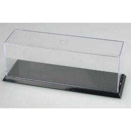 Trumpeter 260 x 65 x 100mm Crystal Clear Stackable Display Case
