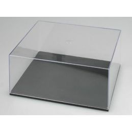 Trumpeter 316 x 276 x 135mm Crystal Clear Stackable Display Case